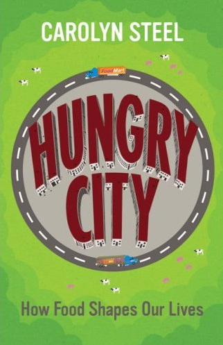 Hungry City book cover